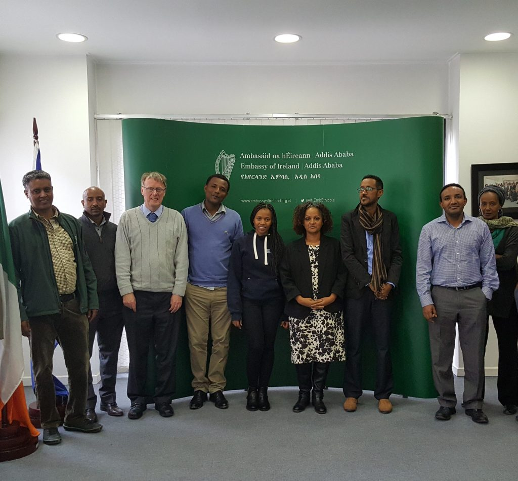 Research Project Presentation: Irish Embassy, Ethiopia
