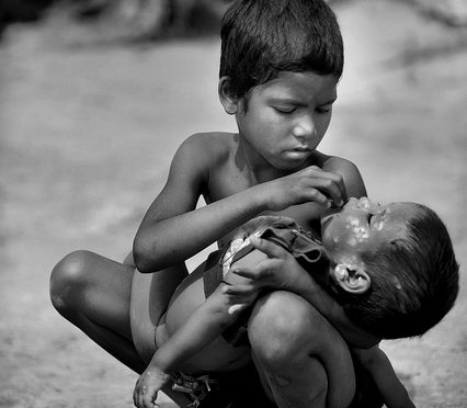 The politics of reducing malnutrition