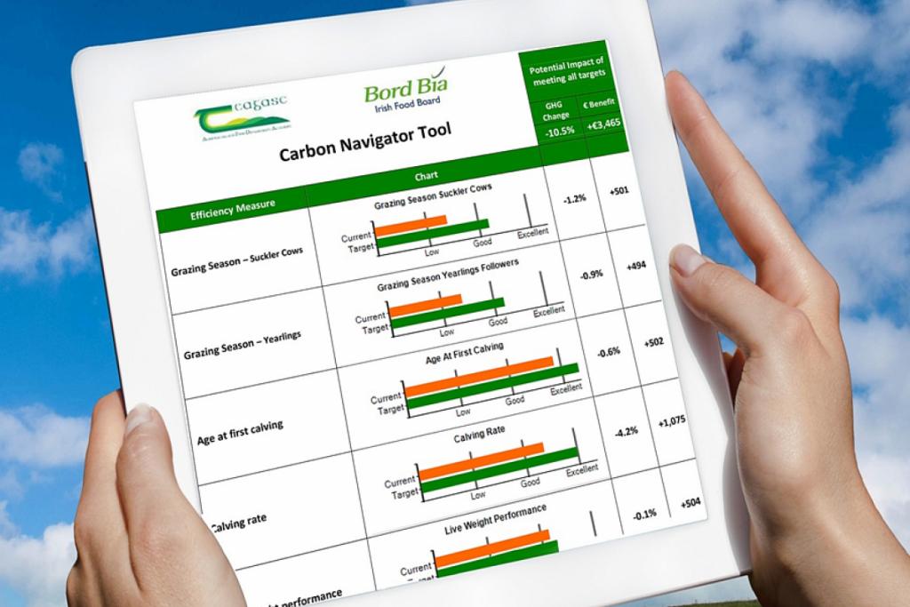 The Carbon Navigator